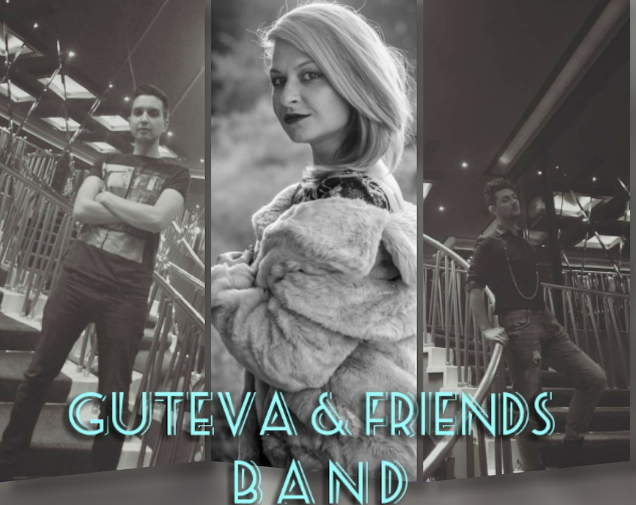 Guteva & Friends band в пиано бар Плей 4-5.08.2017